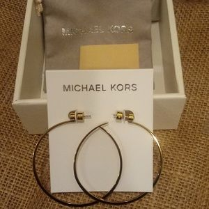 Michael kors Hoops